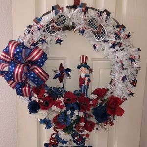 Other - Fourth of July Wreath